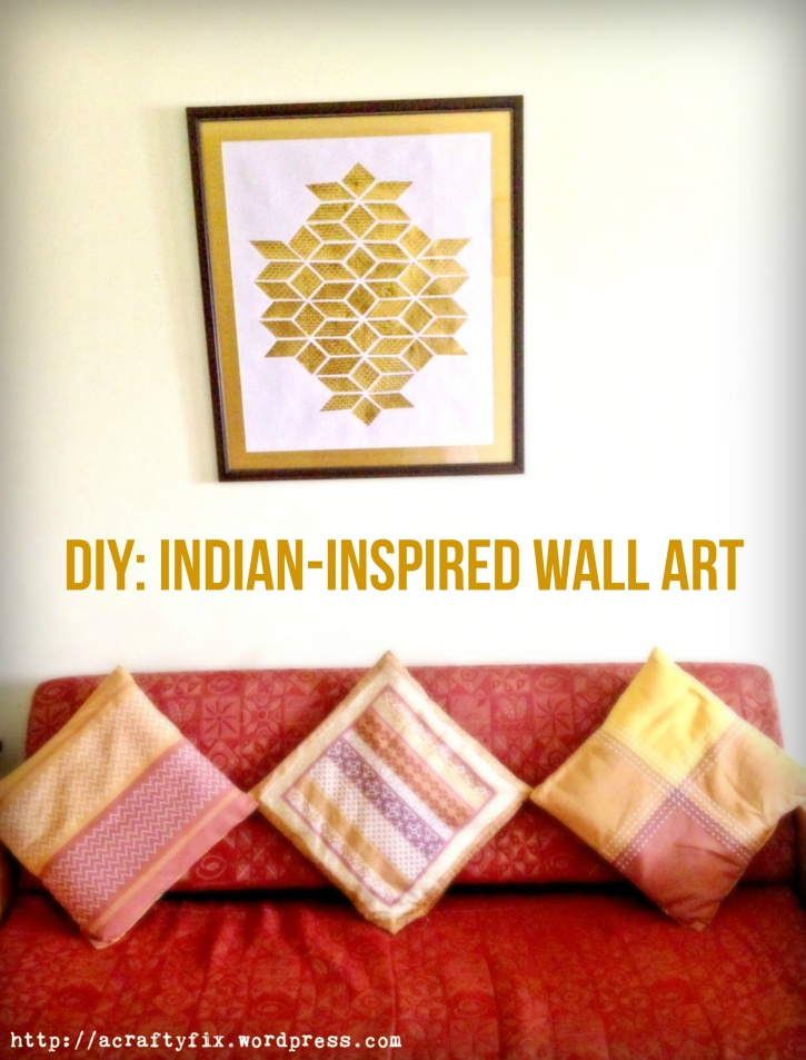 12 Spaces Inspired By India: Indian-inspired Wall Art